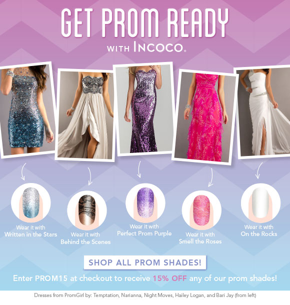 Get Prom Ready with Incoco