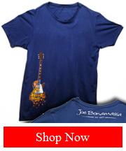 JB Guitar Crumbling T-Shirt