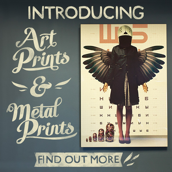 Introducing art prints and metal prints